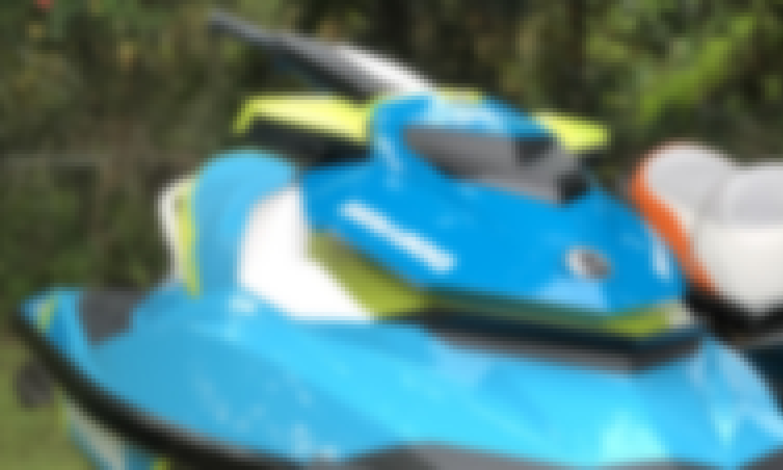 HIGH PERFORMANCE SEADOO GTI SPORT EDITION JET-SKI RENTAL