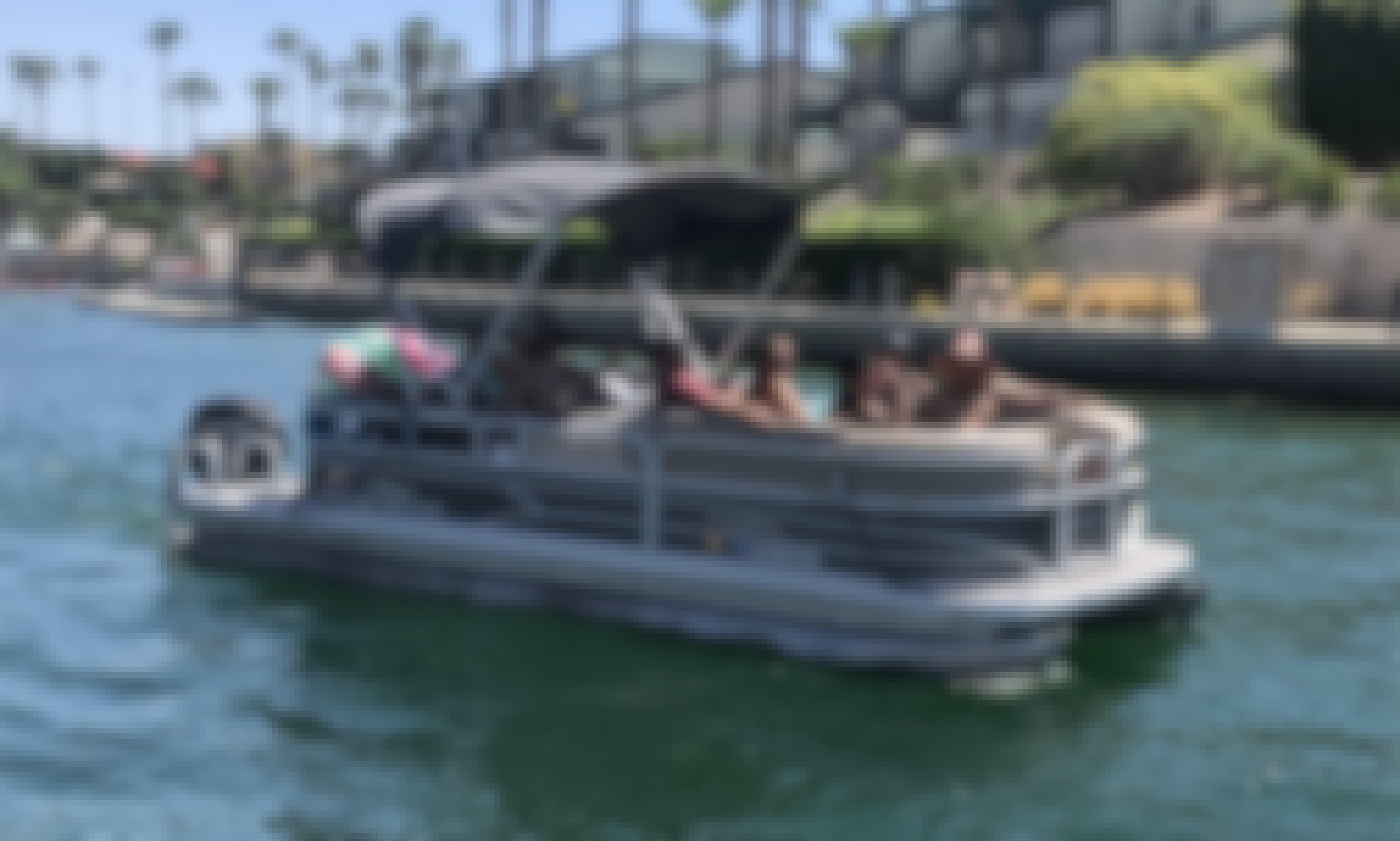 2018 Suntracker Pontoon 20' For Cruise in Lake Havasu City