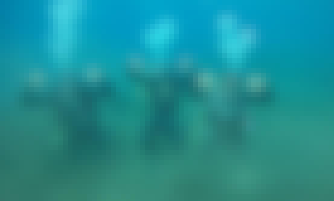 Try Scuba Diving in Perissa, Santorini with PADI Instructor!