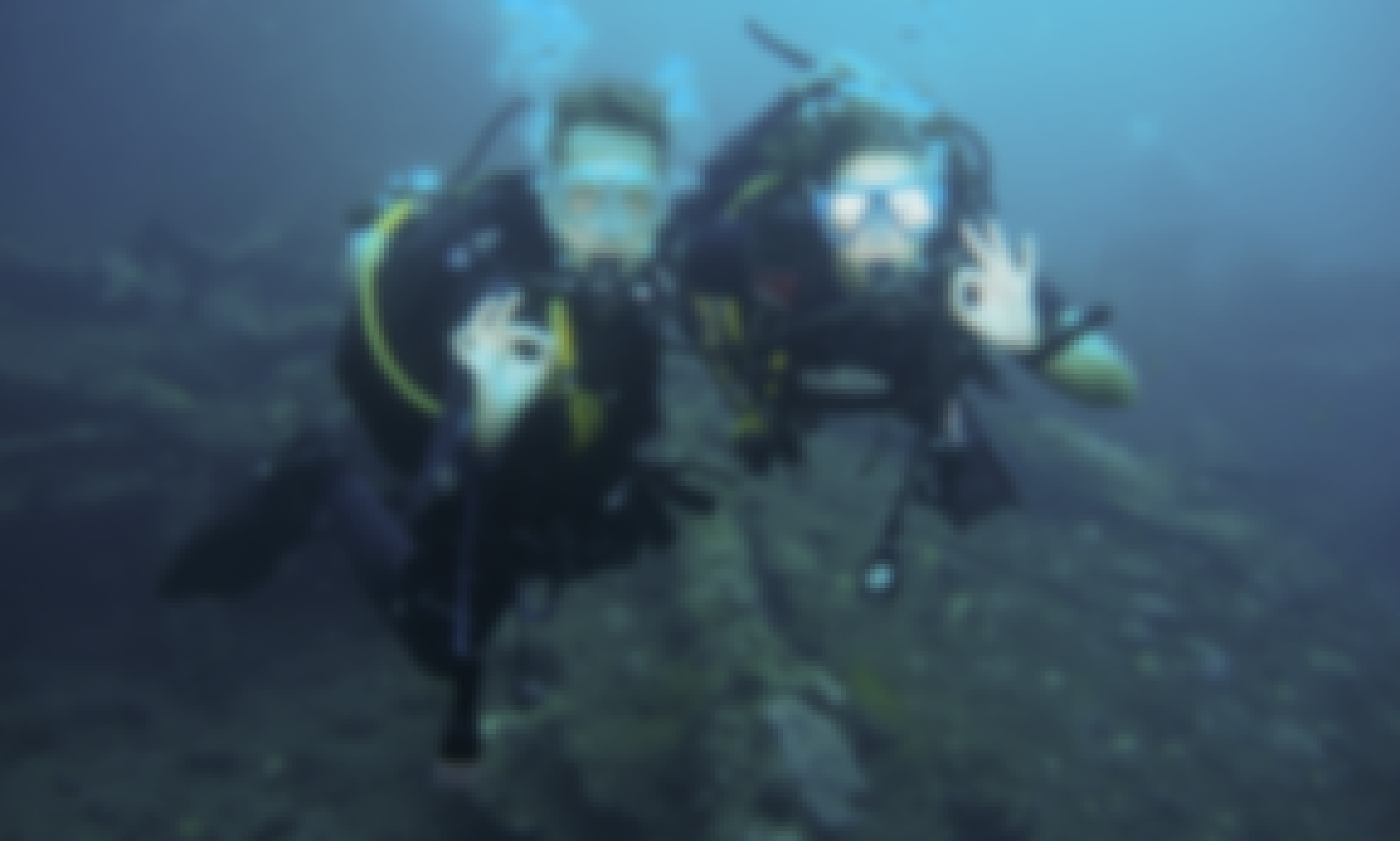 Discover Scuba Diving (DSD) - 1 dive