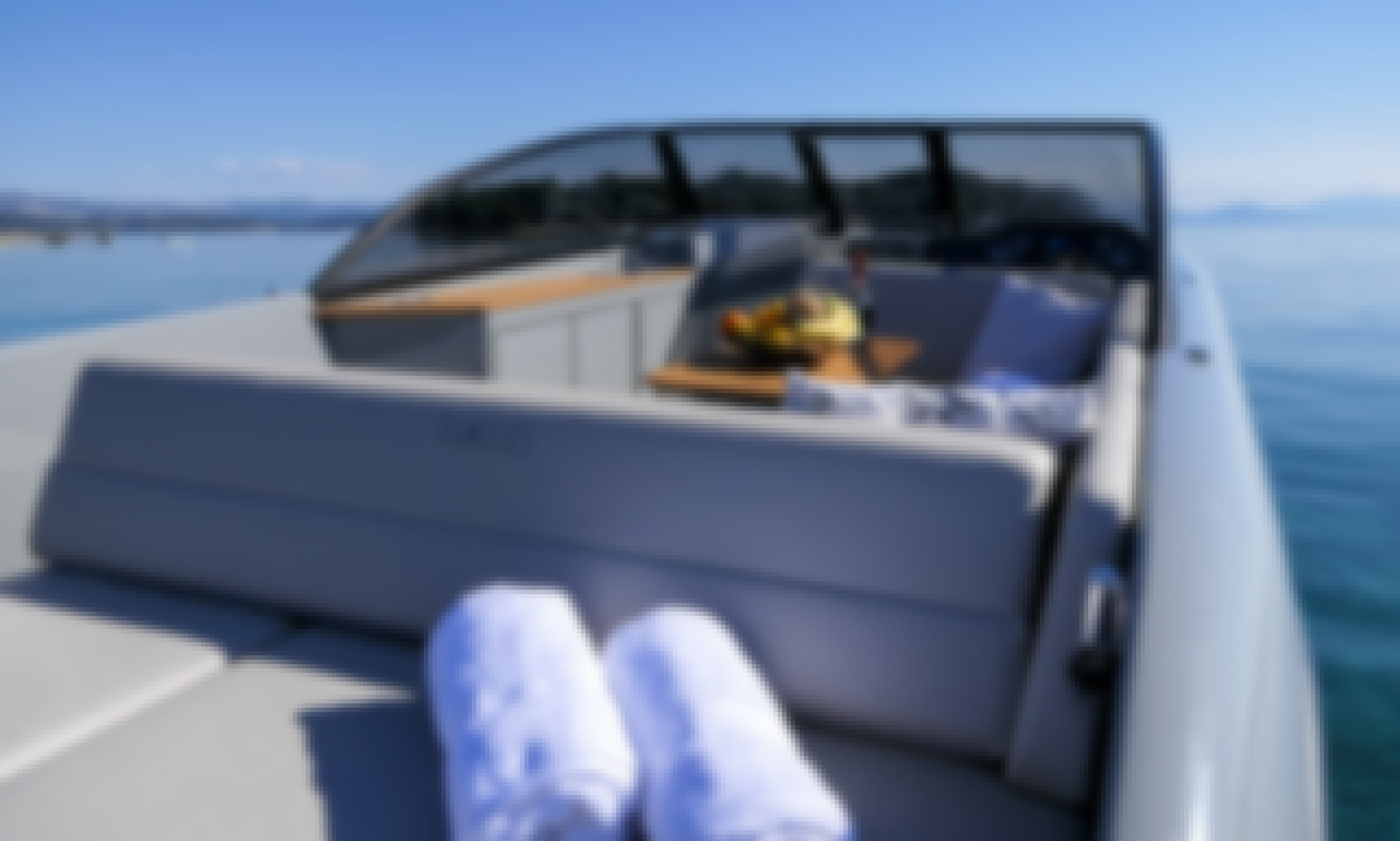2021 RAND Supreme 27' Powerboat in Lisbon