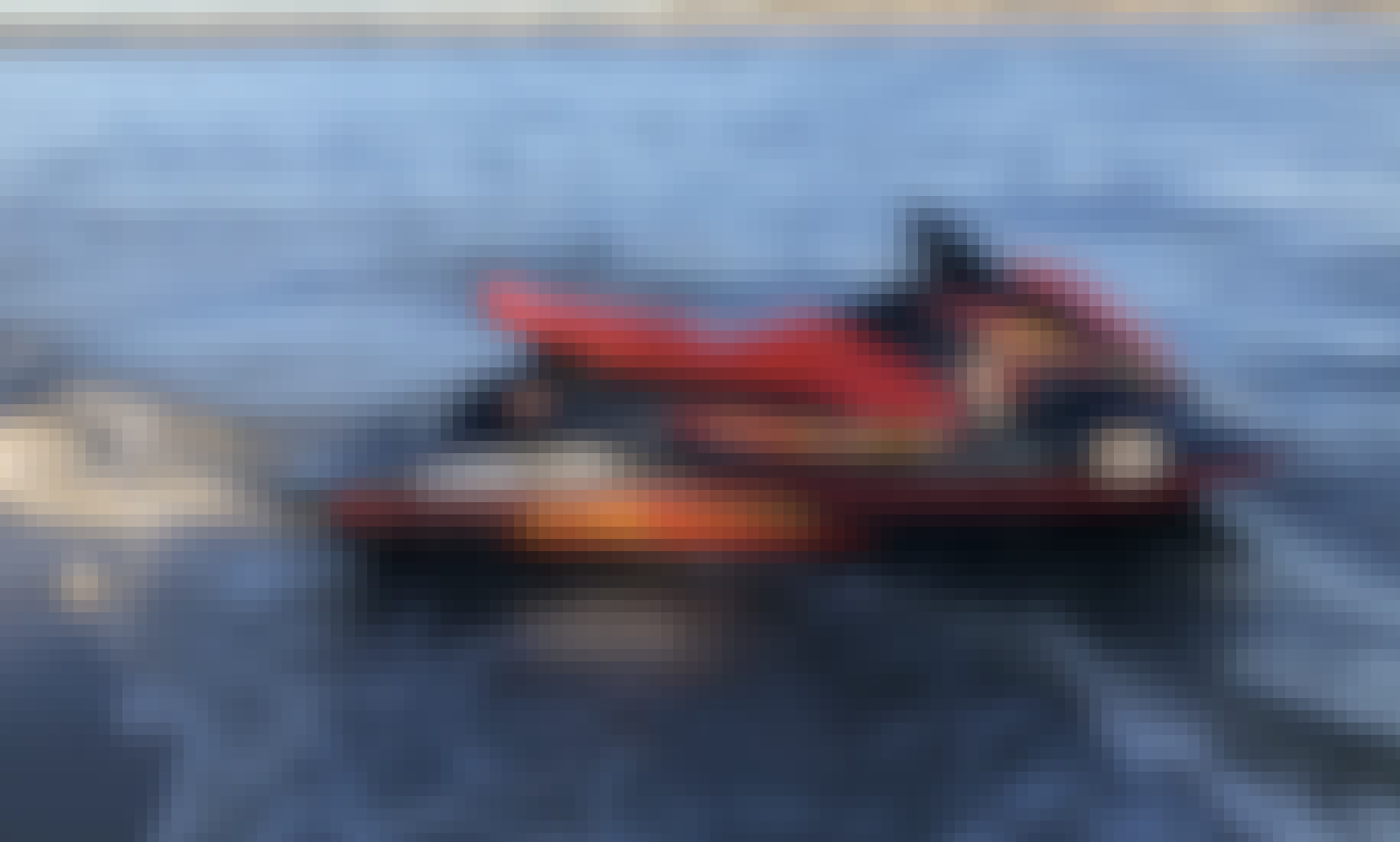 Fast 2021 Yahama Ex Sport Jet Skis for Rent in San Diego