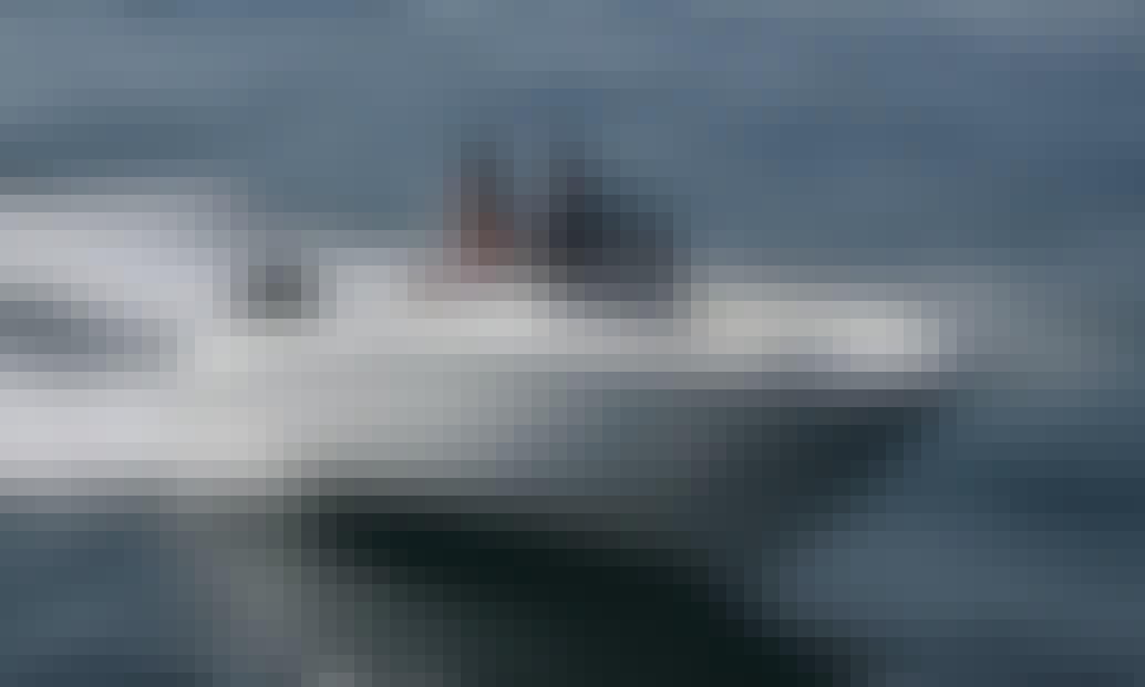 Karnic SL Motorboat for Rent in Berlin