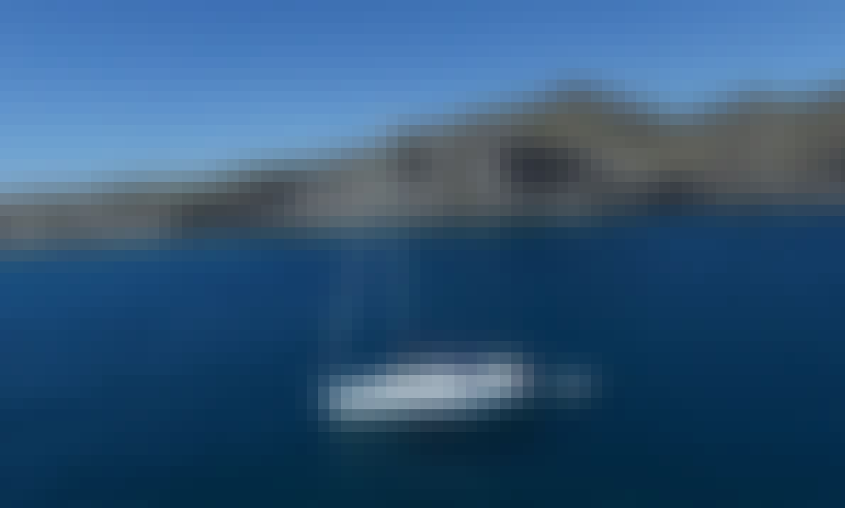 Beneteau Cyclades 39.3 in San Pedro del Pinatar