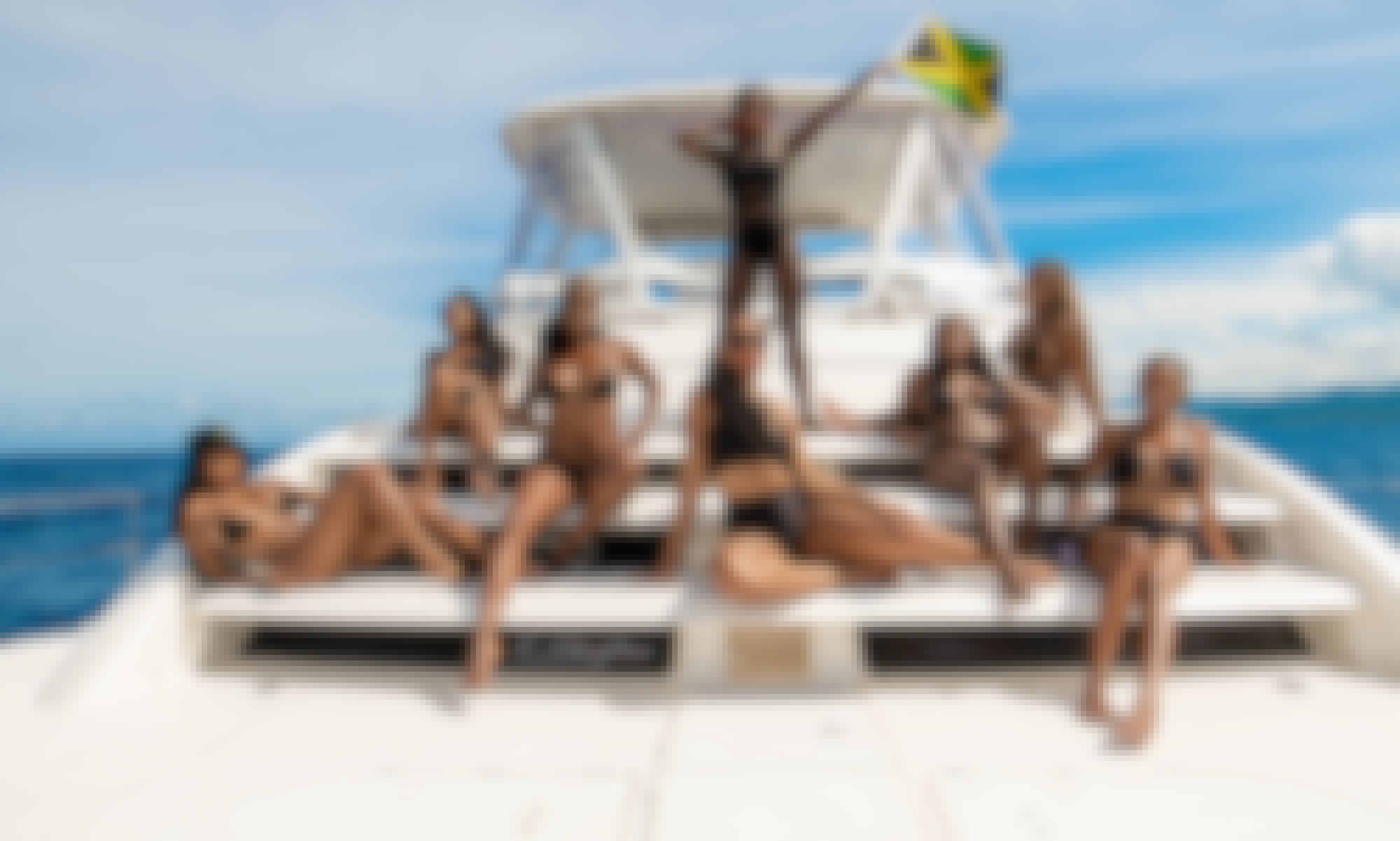 All inclusive private boat tour of Montego Bay - Drinks, Snacks and DJ included!