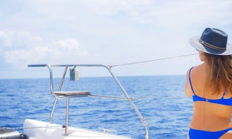 Private catamaran cruise in Montego Bay along Hip Strip! All-inclusive drinks and snacks!!