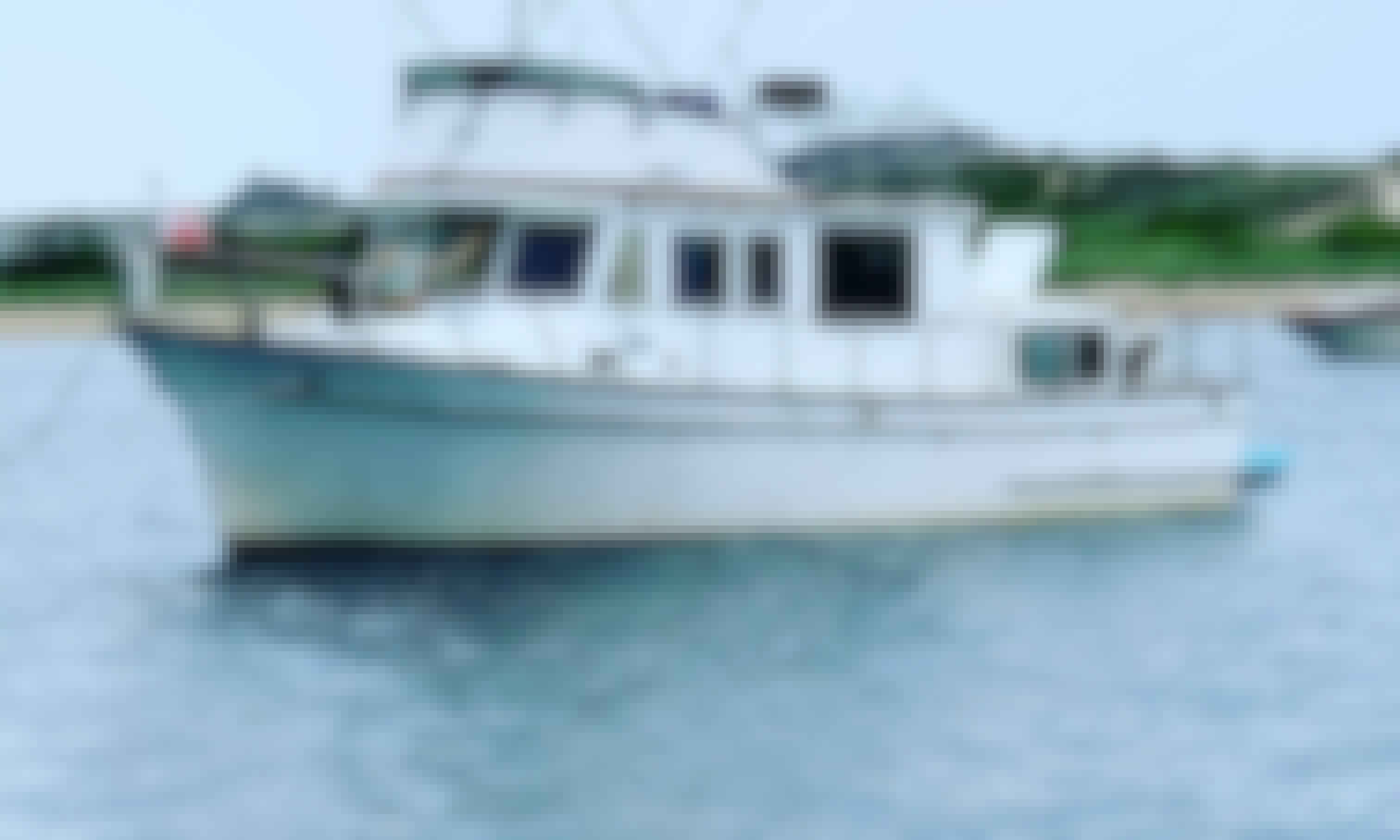 Trawler Experience in East Lyme