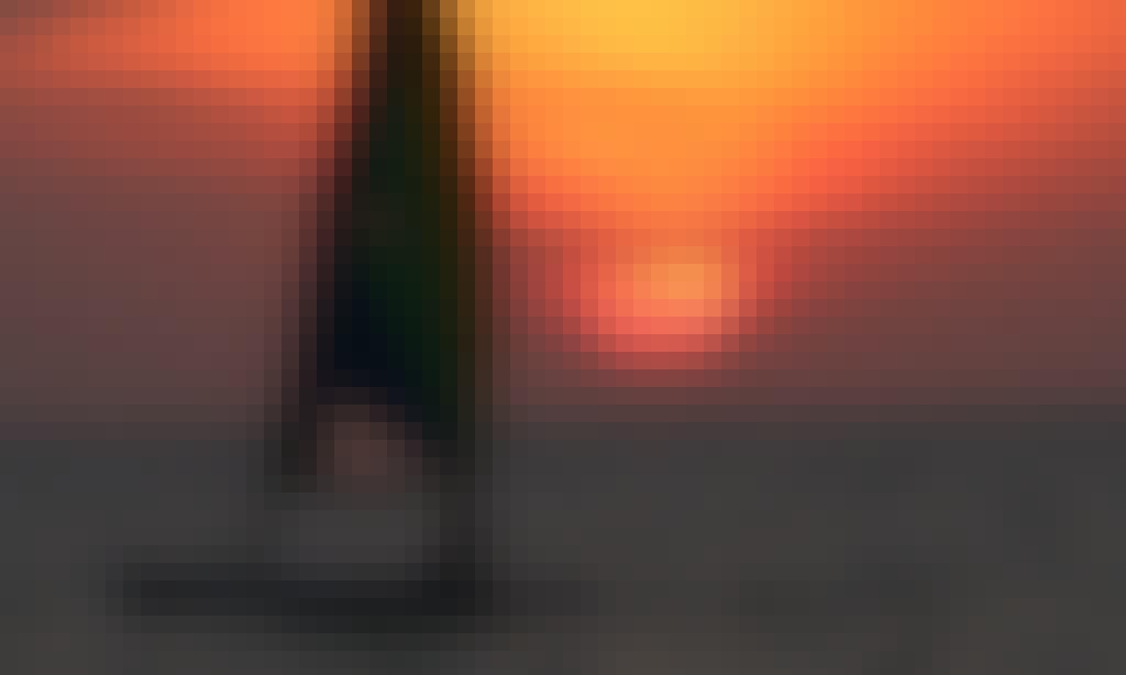 Romantic Sunset Sailing in La Boquilla, Bolívar