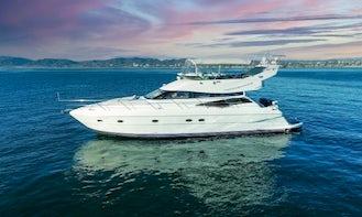 60ft Luxury Yacht in Marina Del Rey, California