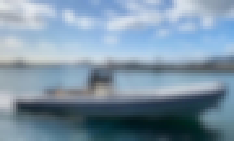 Novamarine RH1000 Powerboat Adventure Cruise in Cagliari