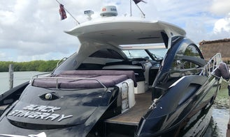 Incredible Luxury Sunseeker 64' Yacht for Charter in Cancún