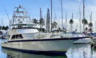Striker 74' Luxury Sportfisher for Charter in Honolulu