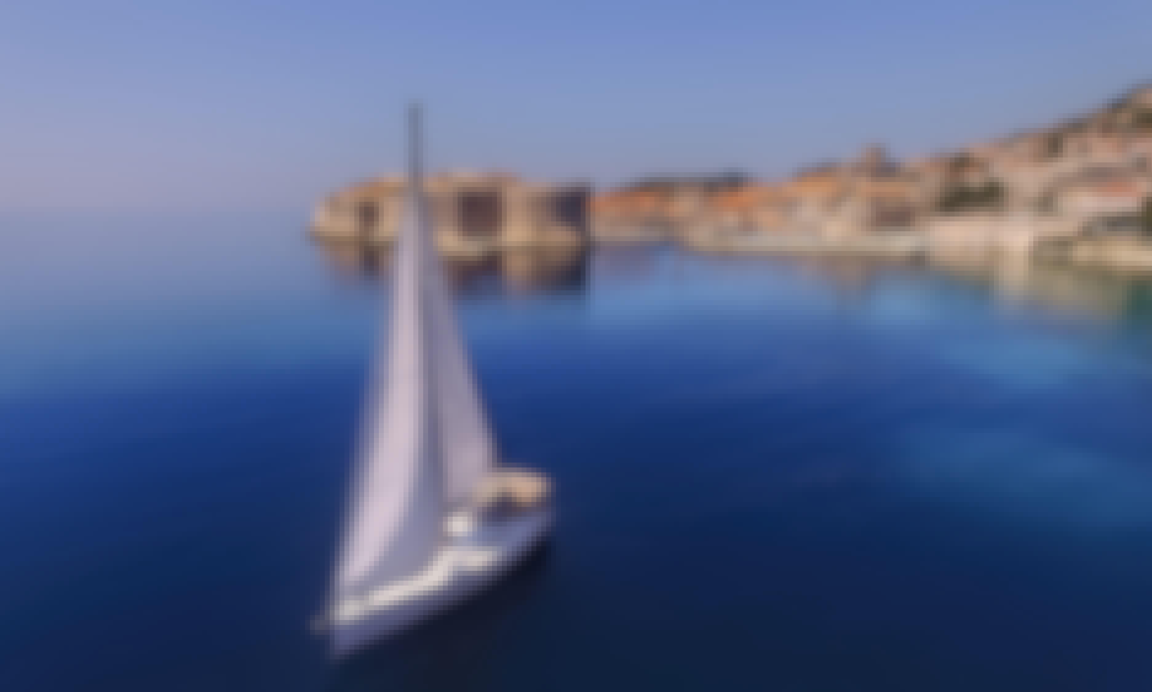 Montenegro Trip - Dubrovnik Luxury Sailing Experience