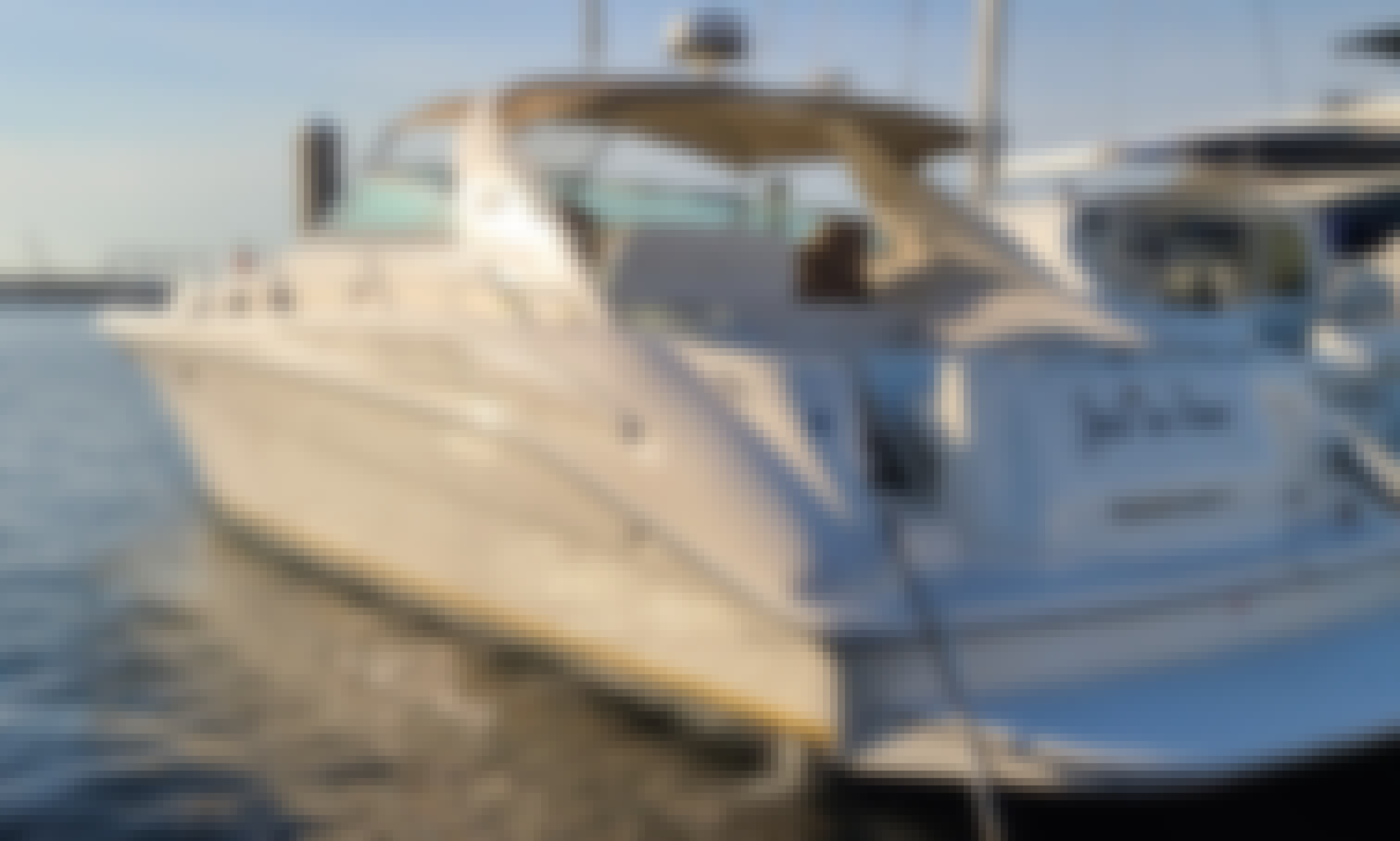 1996 Classic Sea Ray 450 Yacht for Charter in Miami Beach
