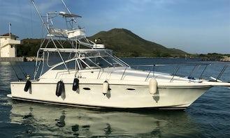 Fishing Charter on 34ft