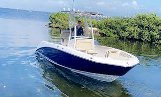 2021 Yamaha 210 FSH Sport for Rent in Jacksonville