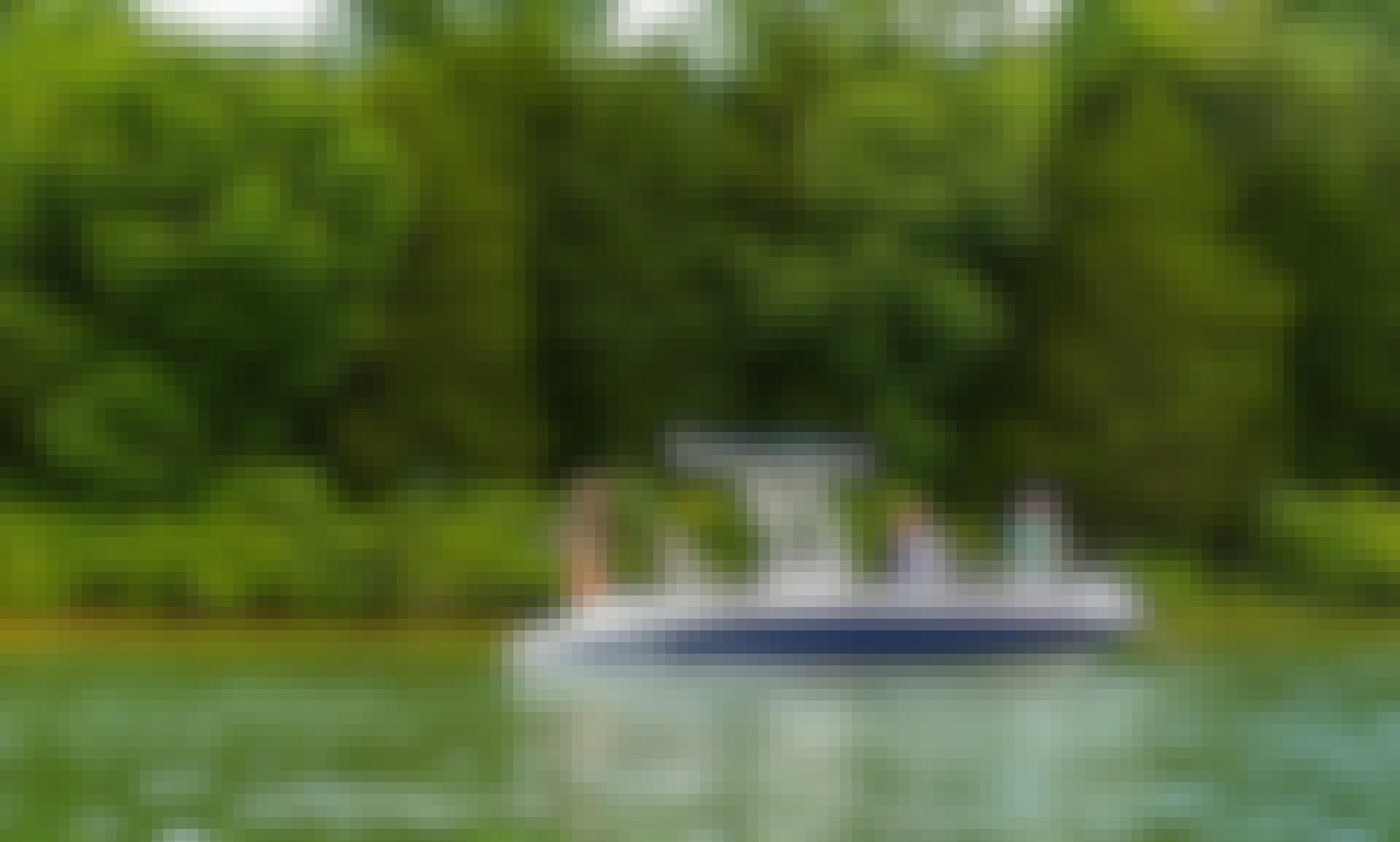 2021 Yamaha 210 FSH Boat for Rent in Jacksonville