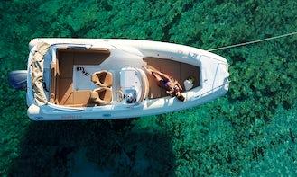 Aquamax 23' RIB for Charter Adventure in Croatia