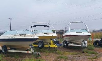 Ski Boat Comes Complete with Tubes Skis and Wake Boards  Colorado