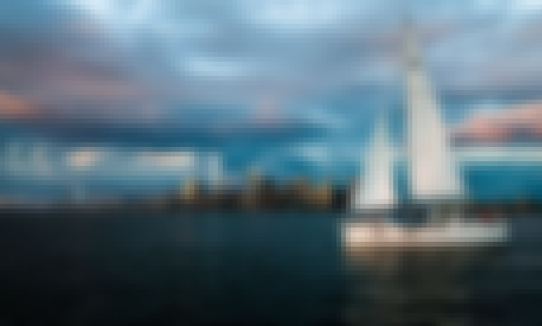 Sail NY Harbor's Newest Sailboat - Check our 5-Star Reviews!