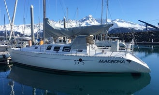 35' Sailboat for Adventure in Seward