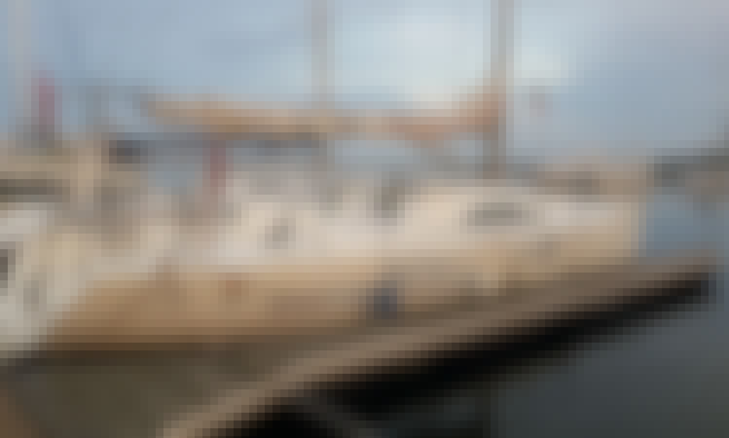 Best Racer Sailing Boat for Rent in Romania