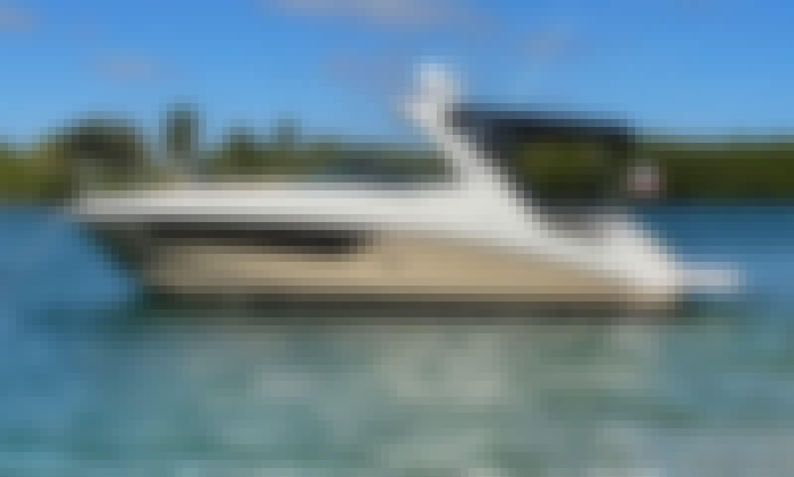 Luxury Power Yacht Sea Ray 33' in North Miami Beach