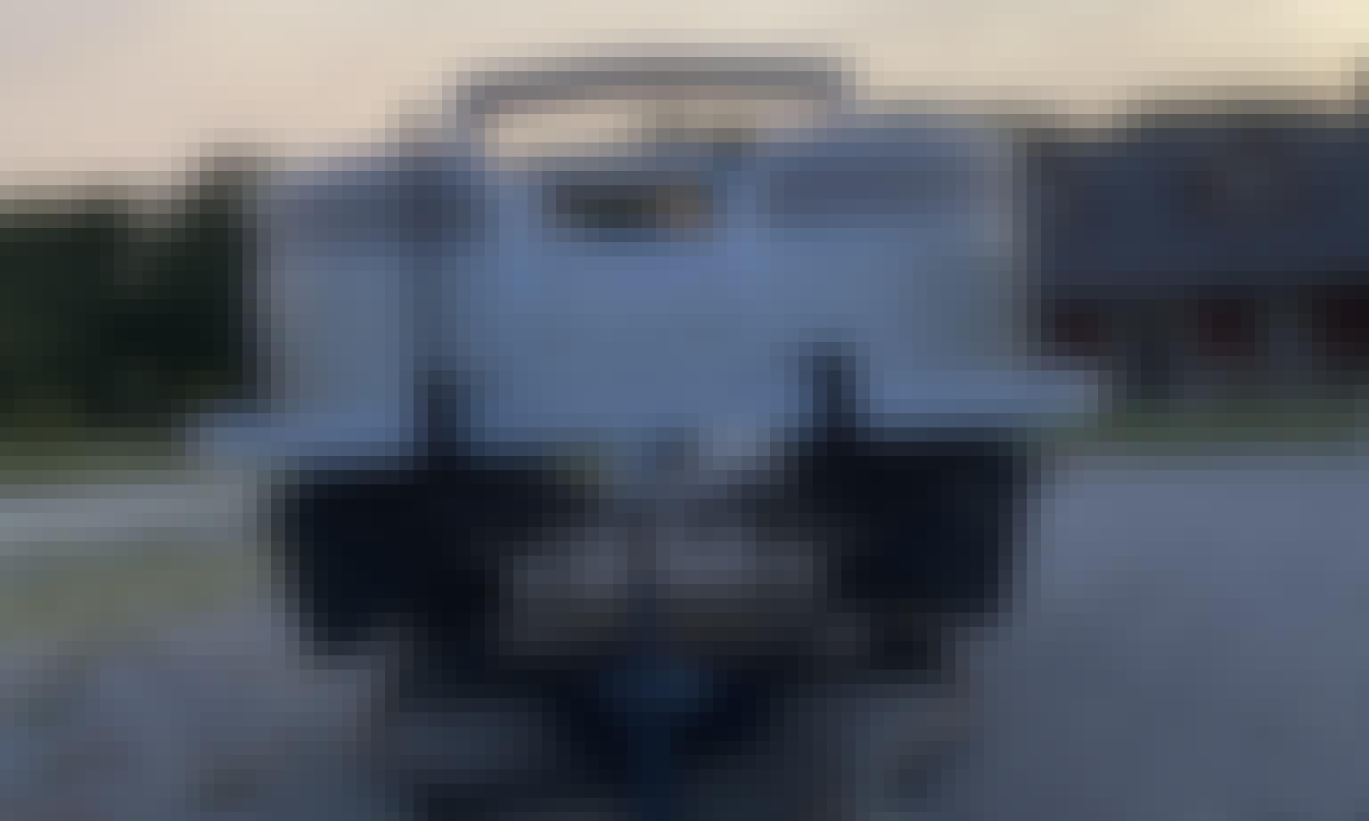 Sylvian 24' Pontoon Boat Rental in Lewisville ⛵️