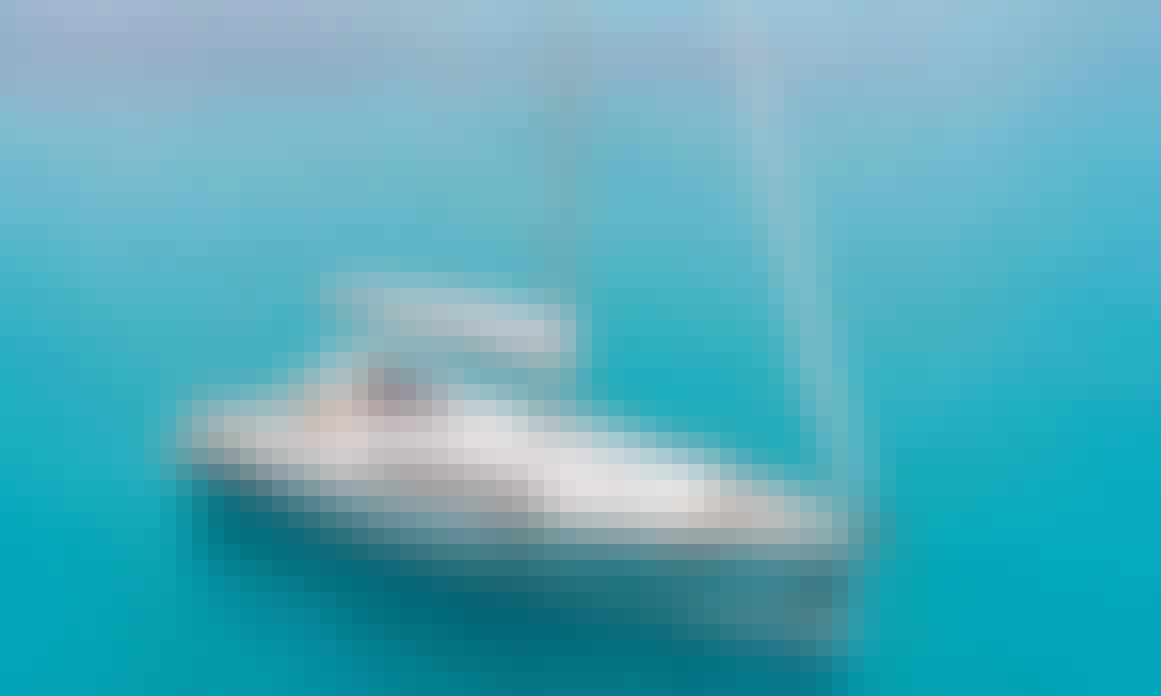 Oceanis 41.1 Cruising Monohull Charter in Skiathos, Greece