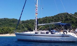 "46ft ""Aenao"" Bavaria Sailing Yacht Charter in Skiathos, Greece"