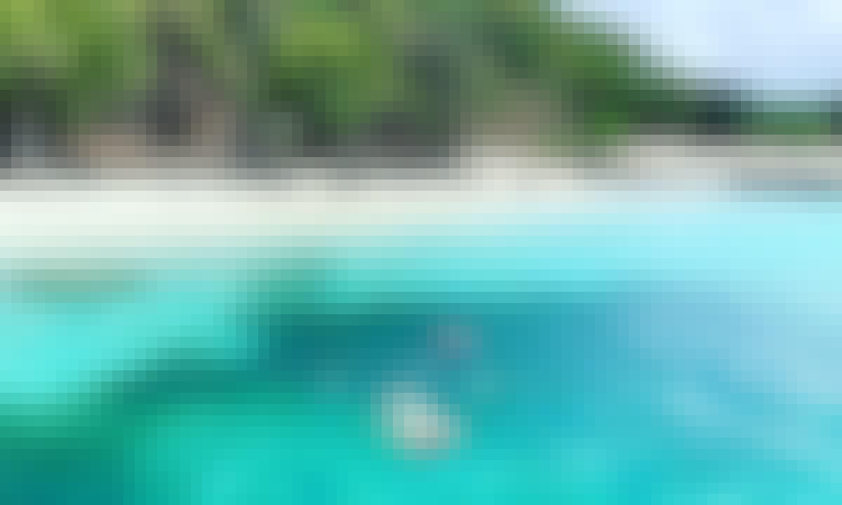 Newton 46' Snorkeling and Eco Tour in Fajardo