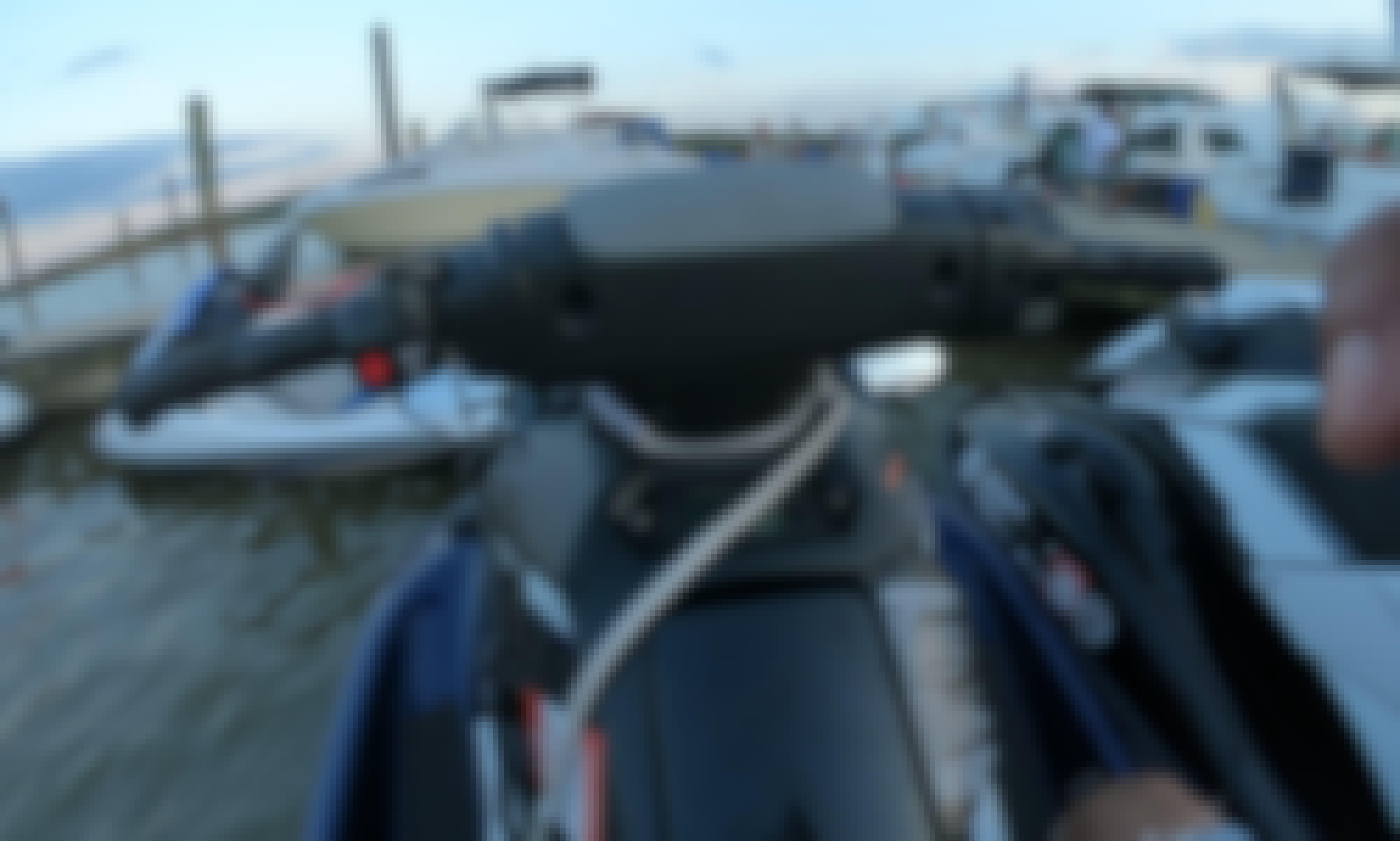 Yamaha EX Sport Jetski Rental on Potomac River