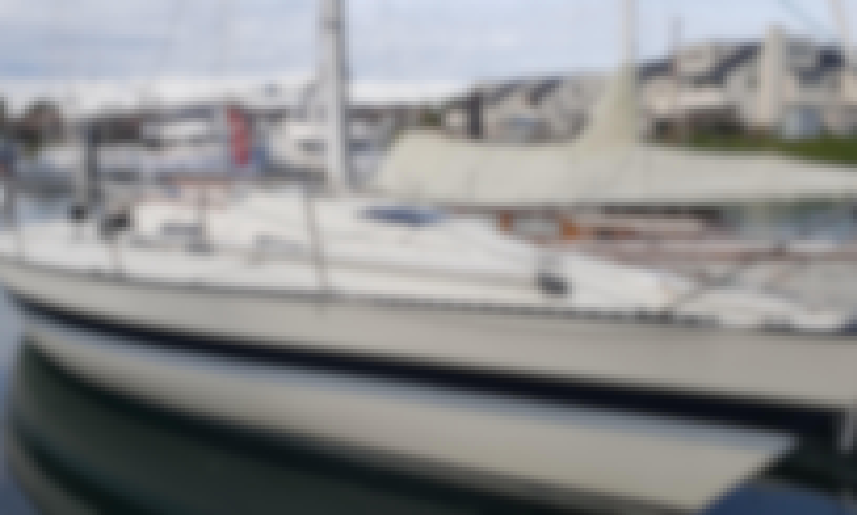 Schock 35 Cruiser Racer in Alameda
