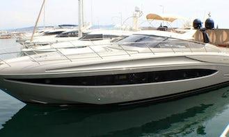Riva 63' Virtus Open Luxury Yacht in Barcelona