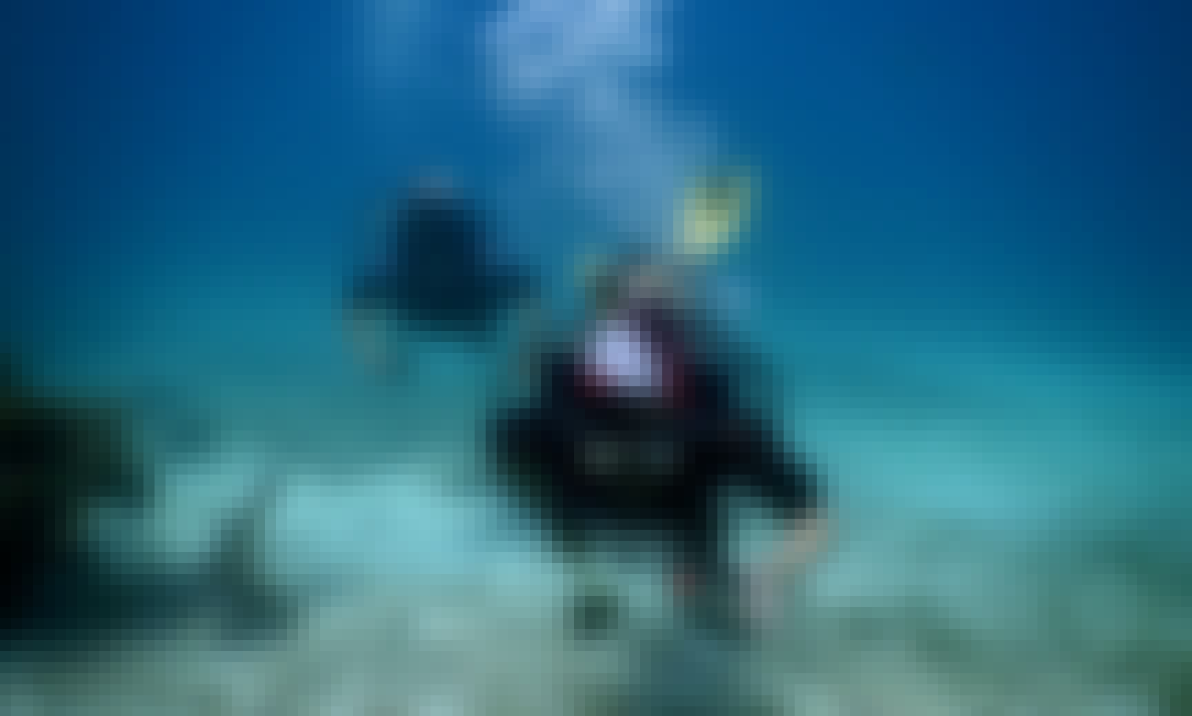 Basic Diving Course in Joaquín Zetina Gasca, Quintana Roo