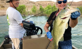 Fishing, Hot Springs, and Good Times on Lake Mead by Boat!