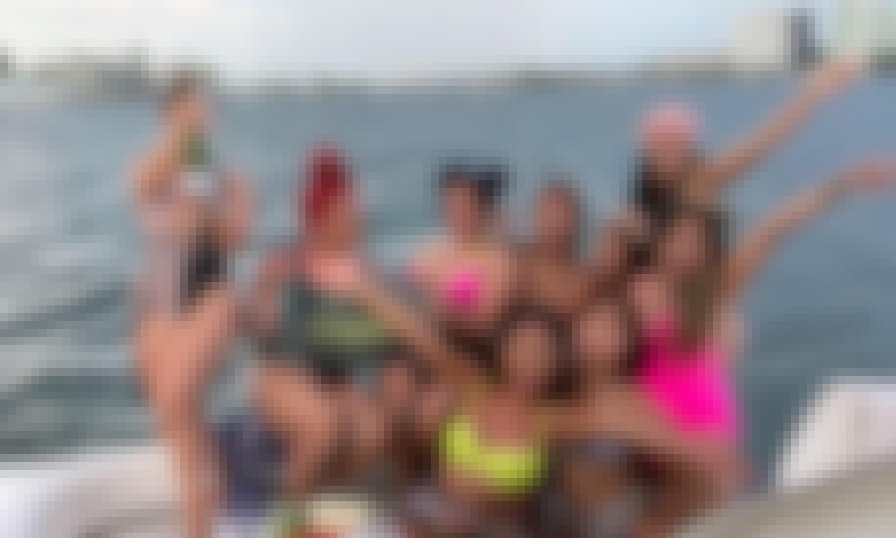 Boat Rental & Party, Captain, Water, Ice & Champagne, in Miami, Miami Beach