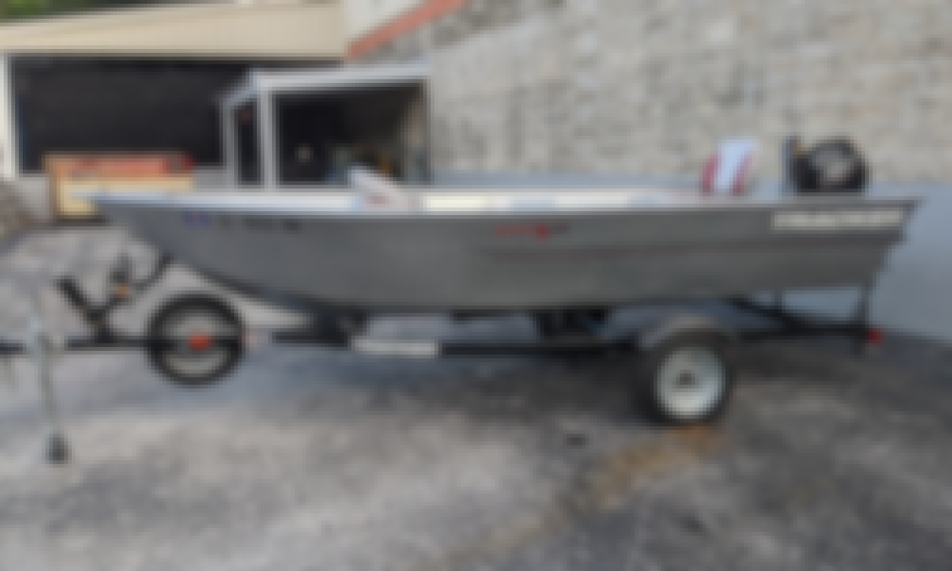 Tracker Guide 14' Fishing Boat in Spring Hill