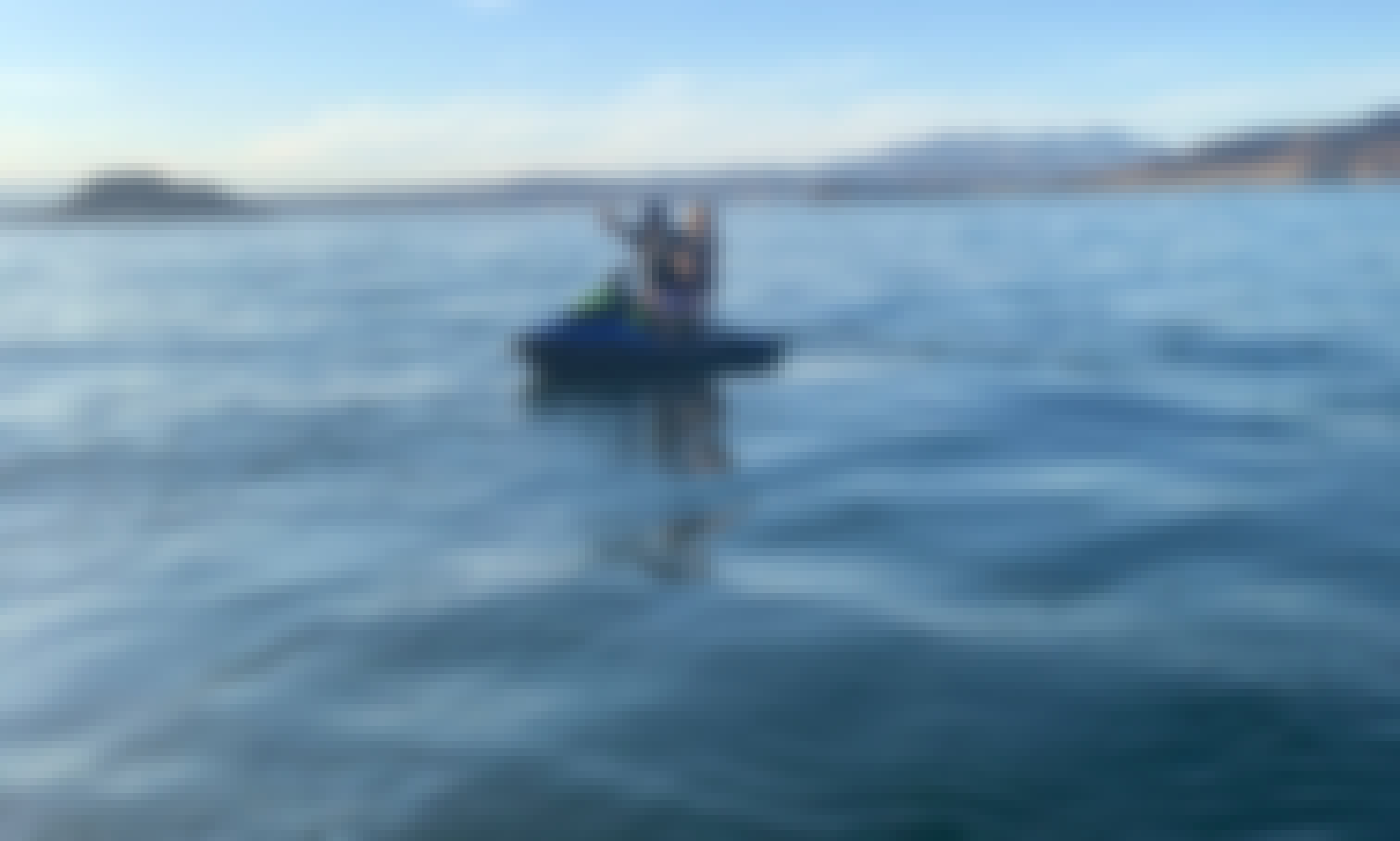 NEW Seadoo Spark Jetski Rental on Lake Mead