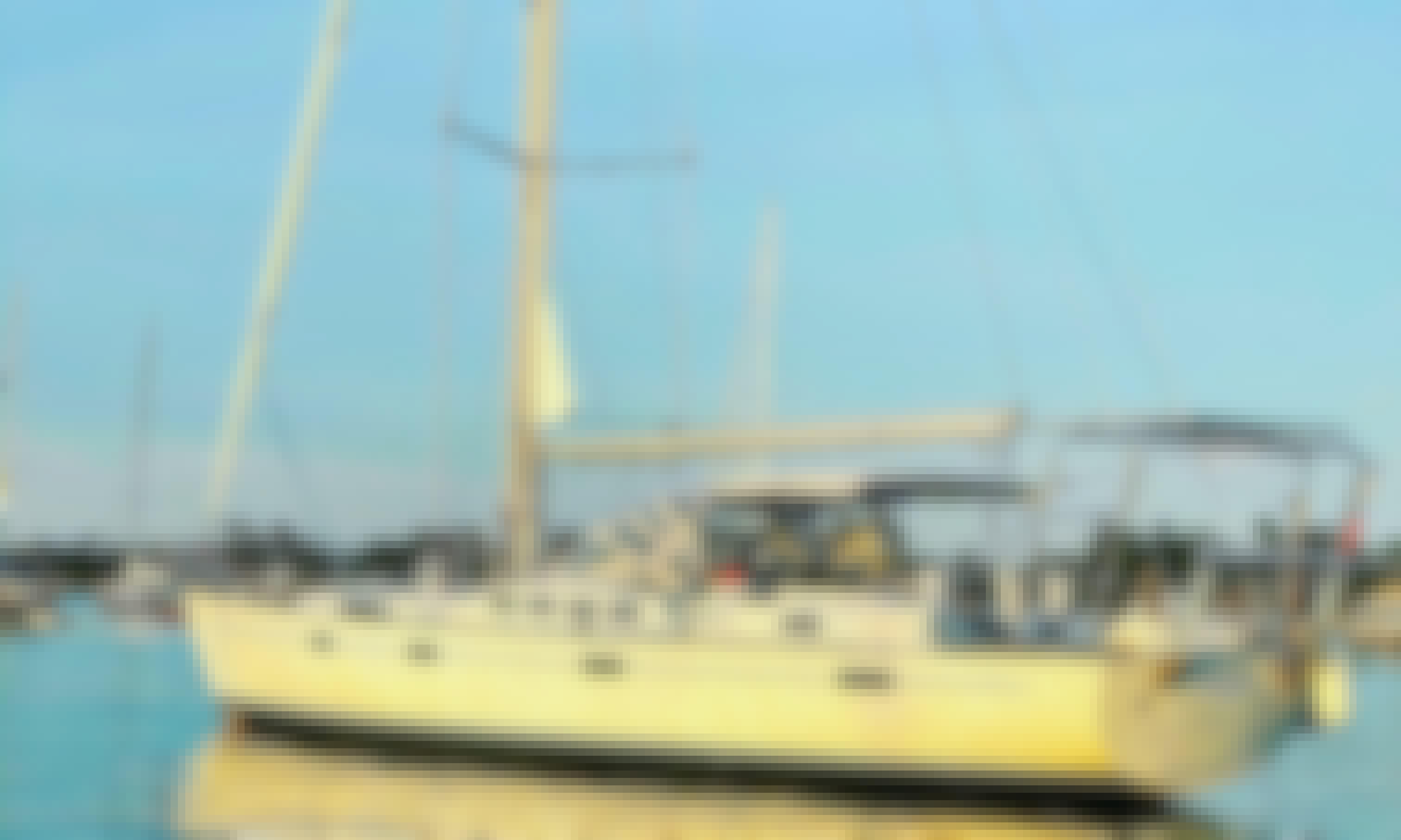 Beneteau 57' Luxury Sailing in Sag Harbor