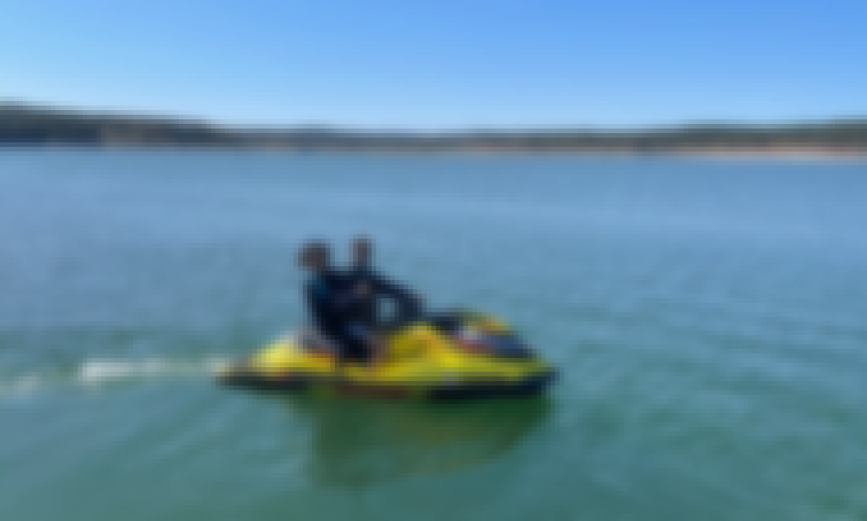 Supercharged SeaDoo RXP-X & Other Skis!!