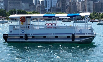 14 Passenger Captained Party & Event Boat in Chicago, Illinois!