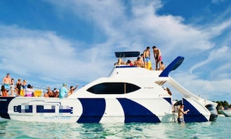 #VIP Party Boat-SNORKED-NATURAL POOL EVERYTHING INCLUDED