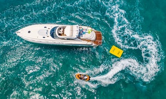 Rent a Luxury Yachting Experience! 60' Predator (ALL-INCLUSIVE PRICE!)