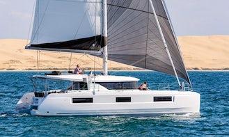 Lagoon 46 Luxury Catamaran in Newport Beach
