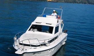 Intermarine Oceanic 36 Rental in Ilhabela