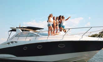 Luxury Astondoa 40 Open Yacht Charter in Porto