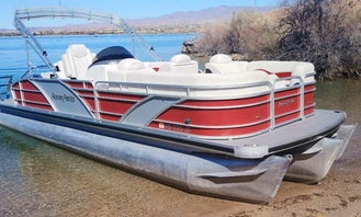 Awesome Aqua Patio 24' Pontoon Boat in Lake Havasu City