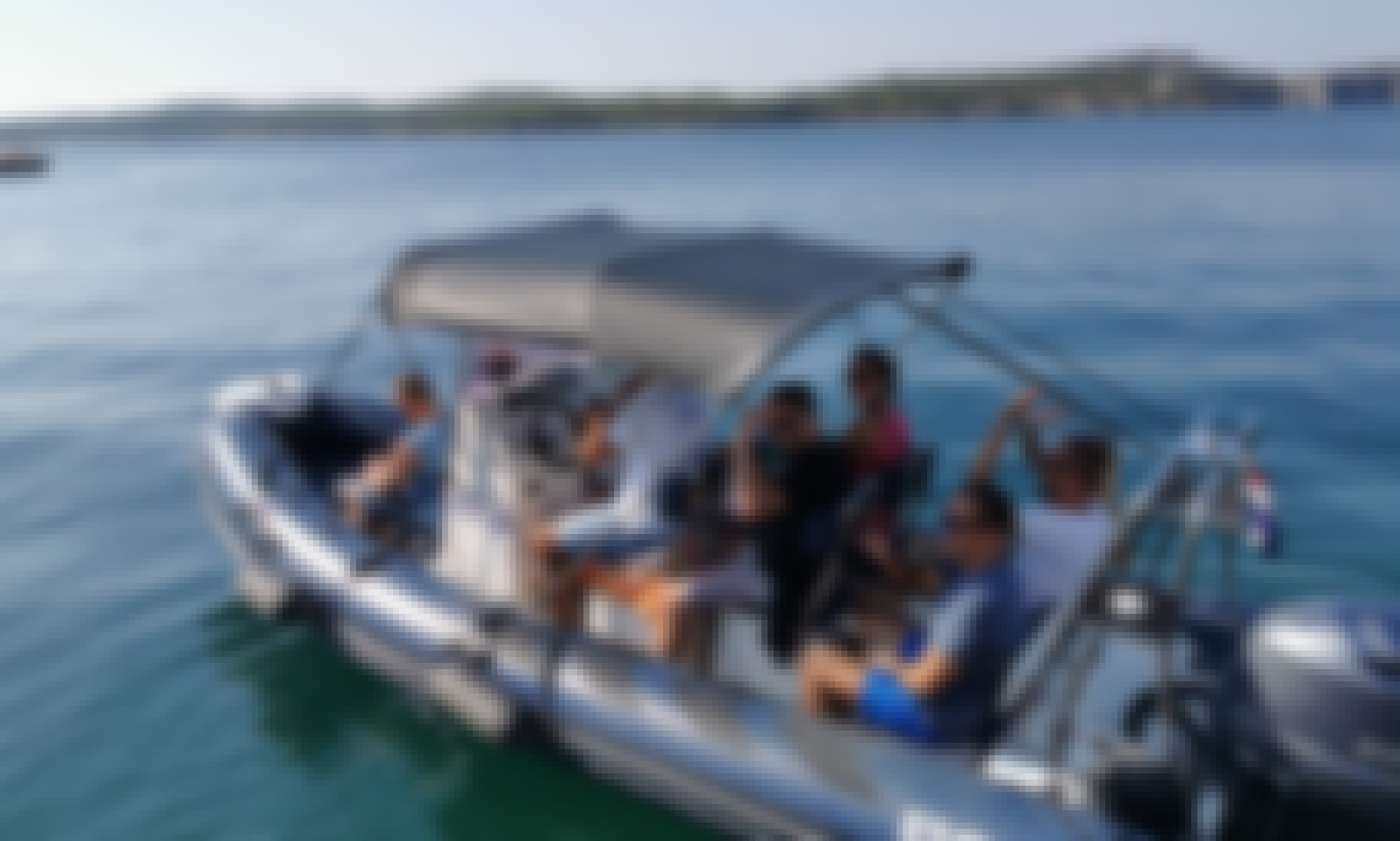 Custom RIB Powerboat for up to 10 person