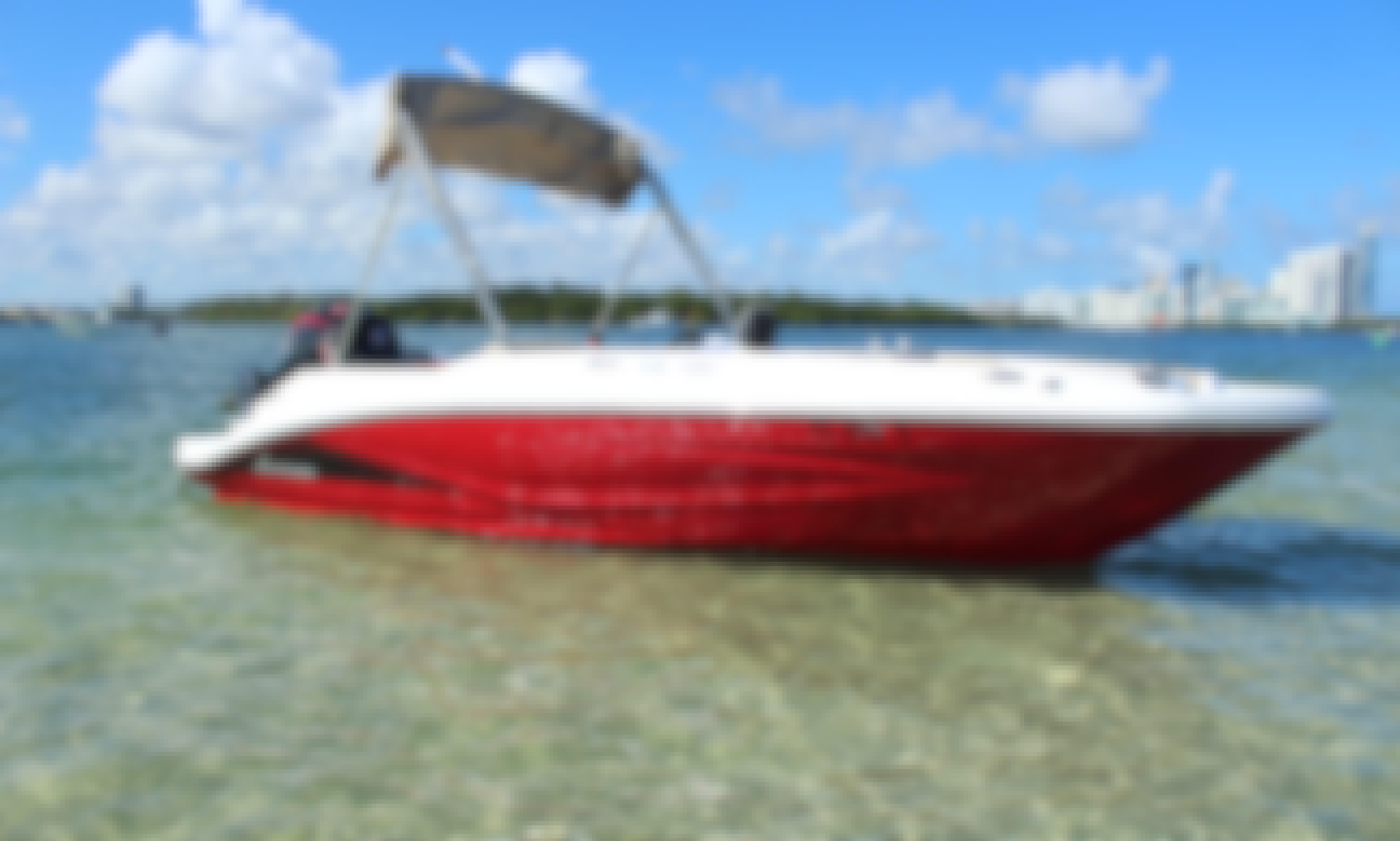 2021 Fully Loaded Hurricane 185 OB in Miami